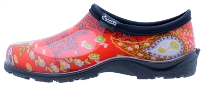 SLOGGERS RED GARDEN SHOES - $29.95
