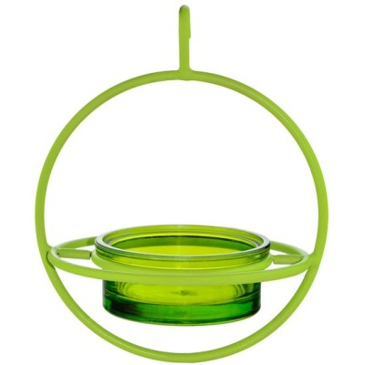 LIME GREEN MEAL WORM FEEDER - $17.95