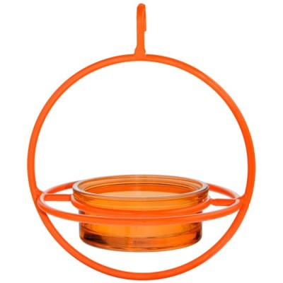 ORANGE MEAL WORM FEEDER - $17.95