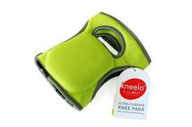 LIME GREEN KNEELO KNEE PADS - $29.95