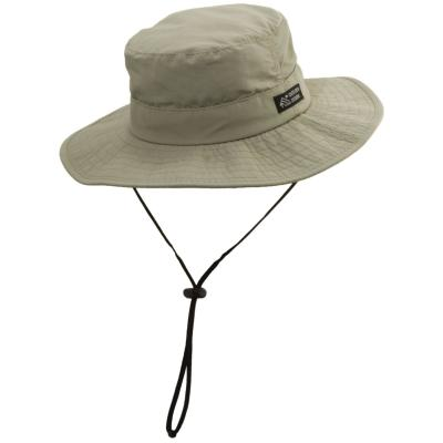 MEN'S KHAKI HAT - $18.95