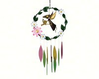 GARDEN ANGEL CHIMES - $32.95