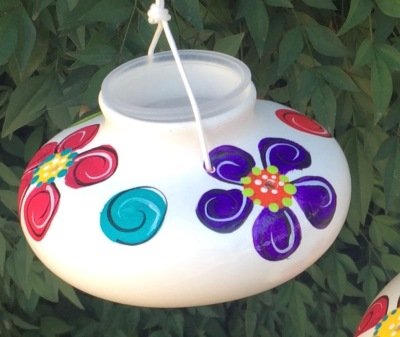 MILLIE HUMMINGBIRD FEEDER - $21.95