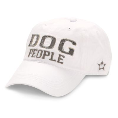 DOG PEOPLE CAP - $18.95