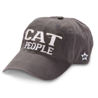 CAT PEOPLE CAP - $18.95