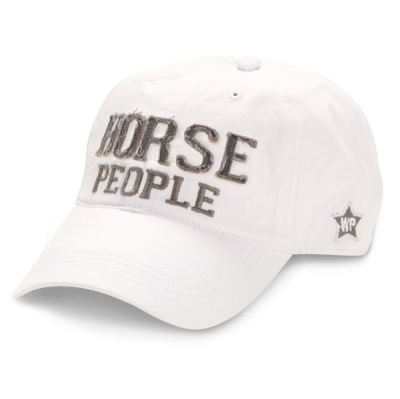 HORSE PEOPLE CAP - $18.95