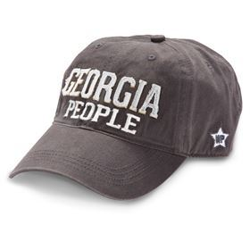 GEORGIA PEOPLE CAP - $18.95