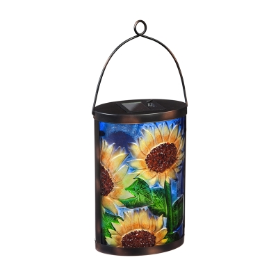 SUNFLOWER SOLAR LANTERN - $32.95